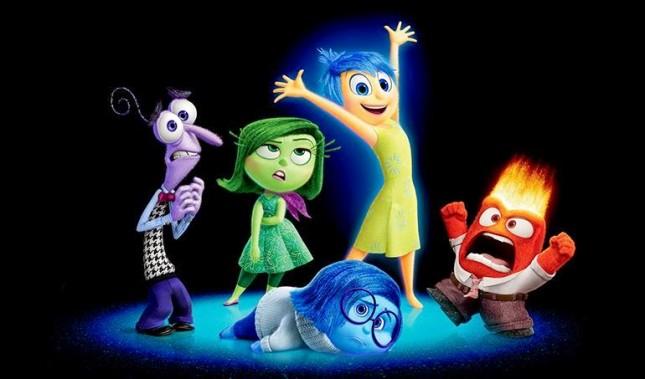 """""""Отвътре навън"""" по тънката червена линия между филм на Pixar и решаването на конфликти"""
